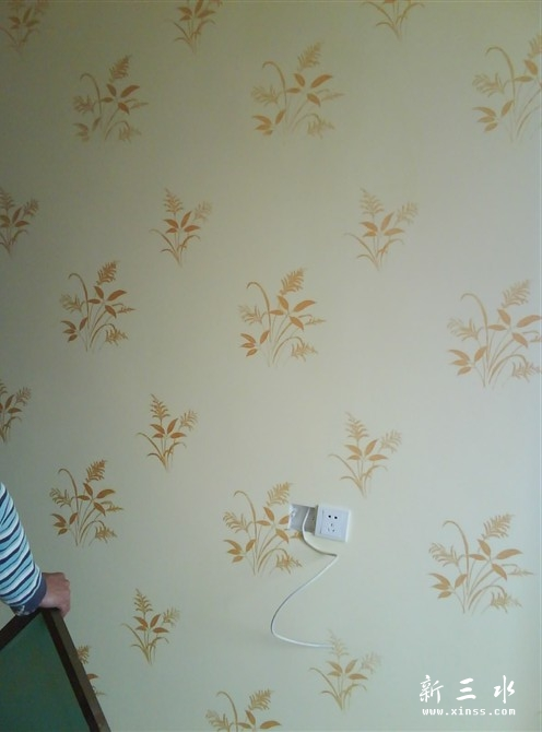 承接水电,床柜,衣柜,厨柜安装 设计室内墙纸