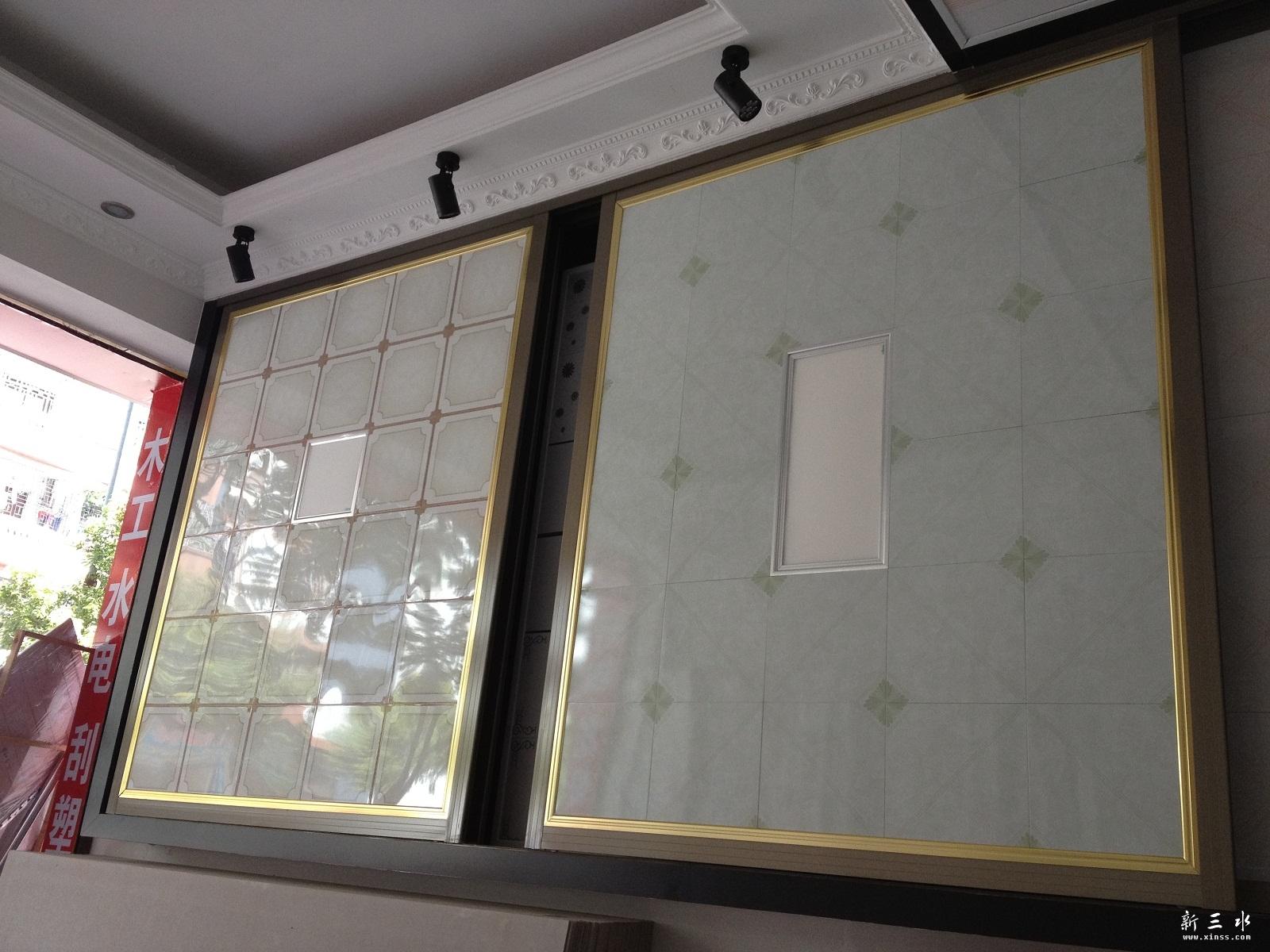 石膏线,厨房卫生间天花集成吊顶,开业大优惠
